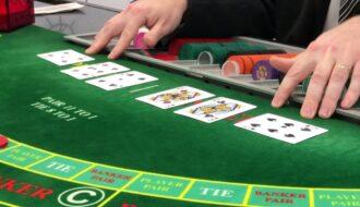 Casino Lovers Choose Baccarat